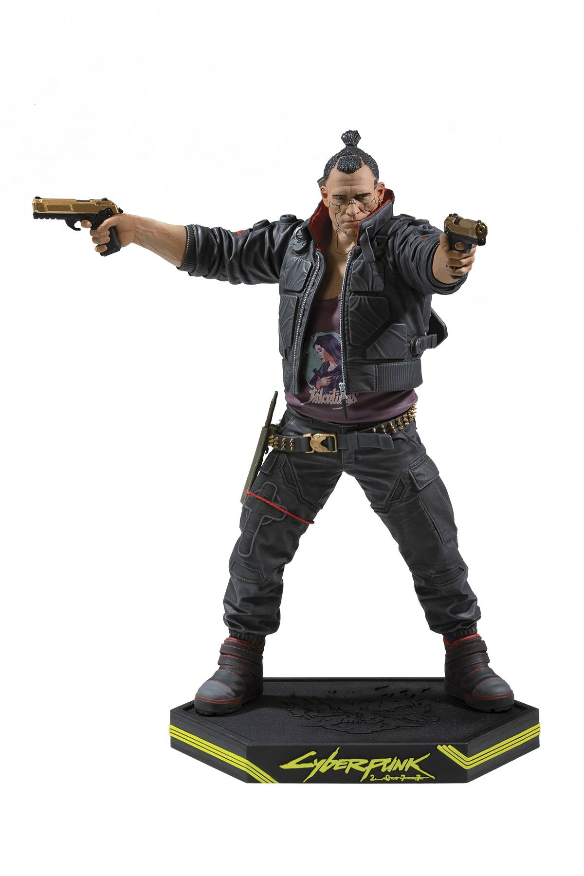 CYBERPUNK 2077 JACKIE WELLES 10 IN FIG  PRE-ORDER