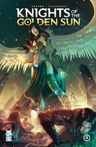 KNIGHTS OF THE GOLDEN SUN #9 PRE-ORDER