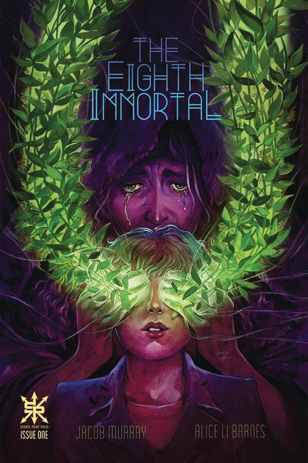 EIGHTH IMMORTAL #1 (OF 4) CVR A TURRILL  PRE-ORDER