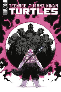 TMNT ONGOING #113 CVR A SOPHIE CAMPBELL PRE-ORDER