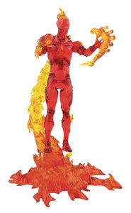 MARVEL SELECT HUMAN TORCH AF  PRE-ORDER