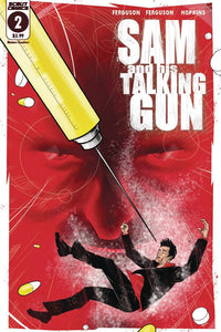 SAM & HIS TALKING GUN #2 PRE-ORDER