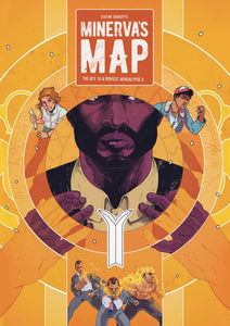 MINERVAS MAP KEY TO A PERFECT APOCALYPSE #2 PRE-ORDER