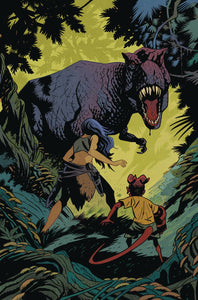 YOUNG HELLBOY THE HIDDEN LAND #2 (OF 4) CVR A SMITH PRE-ORDER