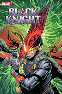 BLACK KNIGHT CURSE EBONY BLADE #1 (OF 5) PRE-ORDER