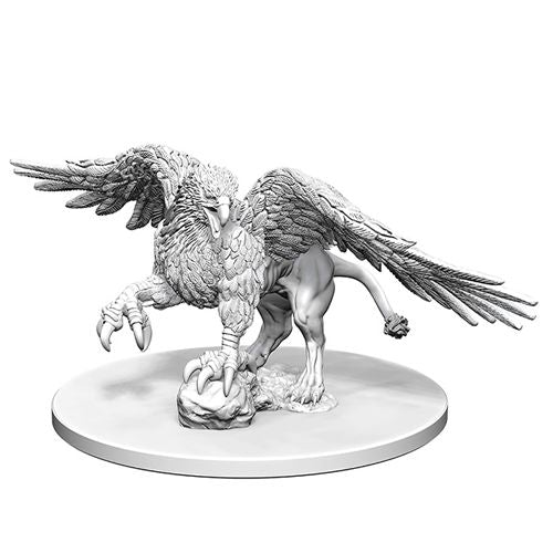 DUNGEONS AND DRAGONS: NOLZUR'S MARVELOUS UNPAINTED MINIATURES: W12.5 GRIFFON