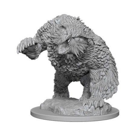 DUNGEONS AND DRAGONS: NOLZUR'S MARVELOUS UNPAINTED MINIATURES -W5-OWLBEAR