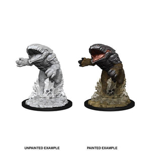 DUNGEONS AND DRAGONS: NOLZUR'S MARVELOUS UNPAINTED MINIATURES: W12.5 BULETTE