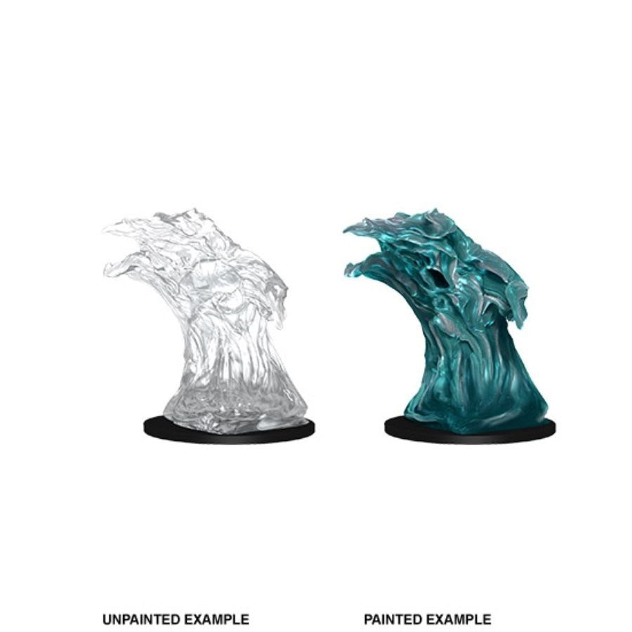 DUNGEONS AND DRAGONS: NOLZUR'S MARVELOUS UNPAINTED MINIATURES: W12.5 WATER ELEMENTAL