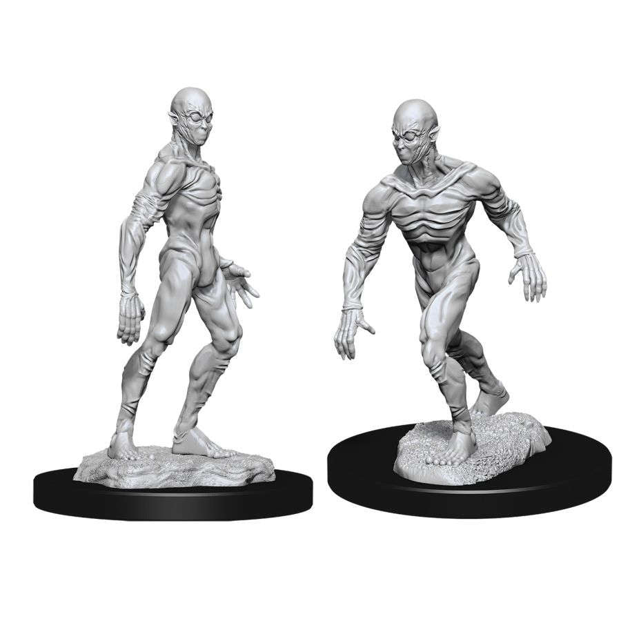 DUNGEONS AND DRAGONS: NOLZUR'S MARVELOUS UNPAINTED MINIATURES -W11-DOPPLEGANGER