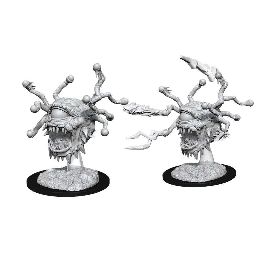 DUNGEONS AND DRAGONS: NOLZUR'S MARVELOUS UNPAINTED MINIATURES: W12.5 BEHOLDER ZOMBIE