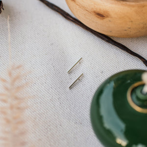 Minimal Range • Vertical Earrings - Stokedthebrand. Lifestyle products for outdoor adventures. Made in South Africa