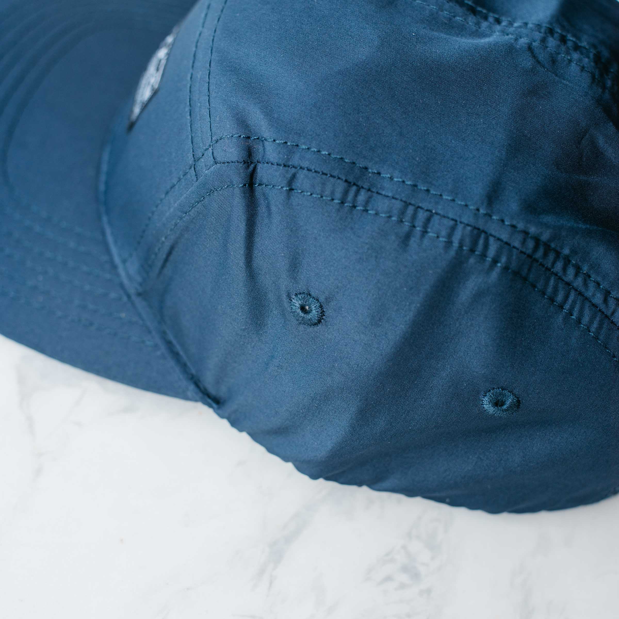 The Overland 5-Panel Cap (Dusk Navy) - Stokedthebrand. Lifestyle products for outdoor adventures. Made in South Africa
