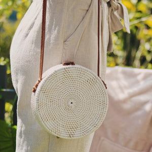 The Bali Flower Bag • Medium - Stokedthebrand. Lifestyle products for outdoor adventures. Made in South Africa