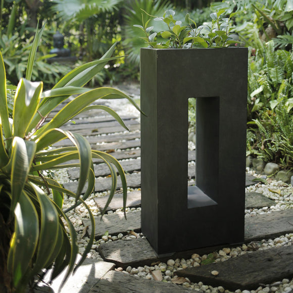 Hanbury Planter - Black