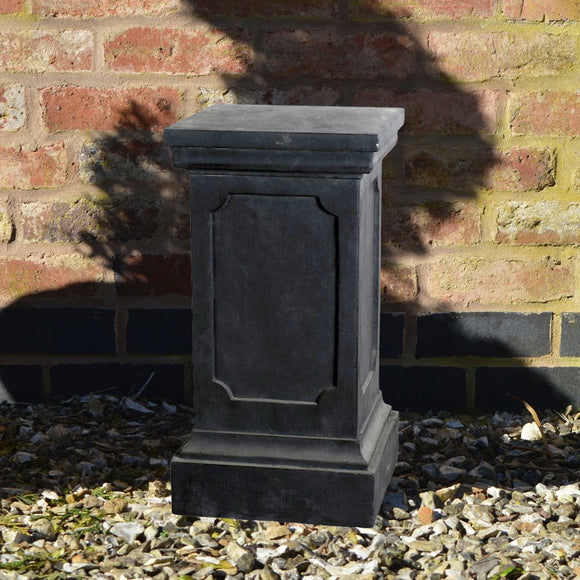 Newstead Plinth - Black