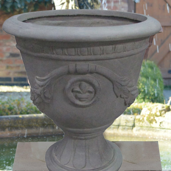 Windsor Urn - Ancient Stone