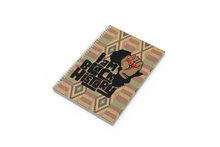 "Load image into Gallery viewer, I Am Black History 1-Subject, 8 1/2""X11"", 3/8"" Ruled Notebook (WITH/WITHOUT NAIL POLISH)"