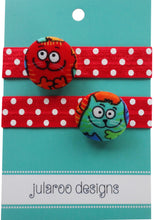 Colorful Cats Hair Ties - 3 Colors to Choose From