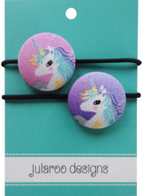 Unicorn Hair Ties - 2 Colors to Choose From