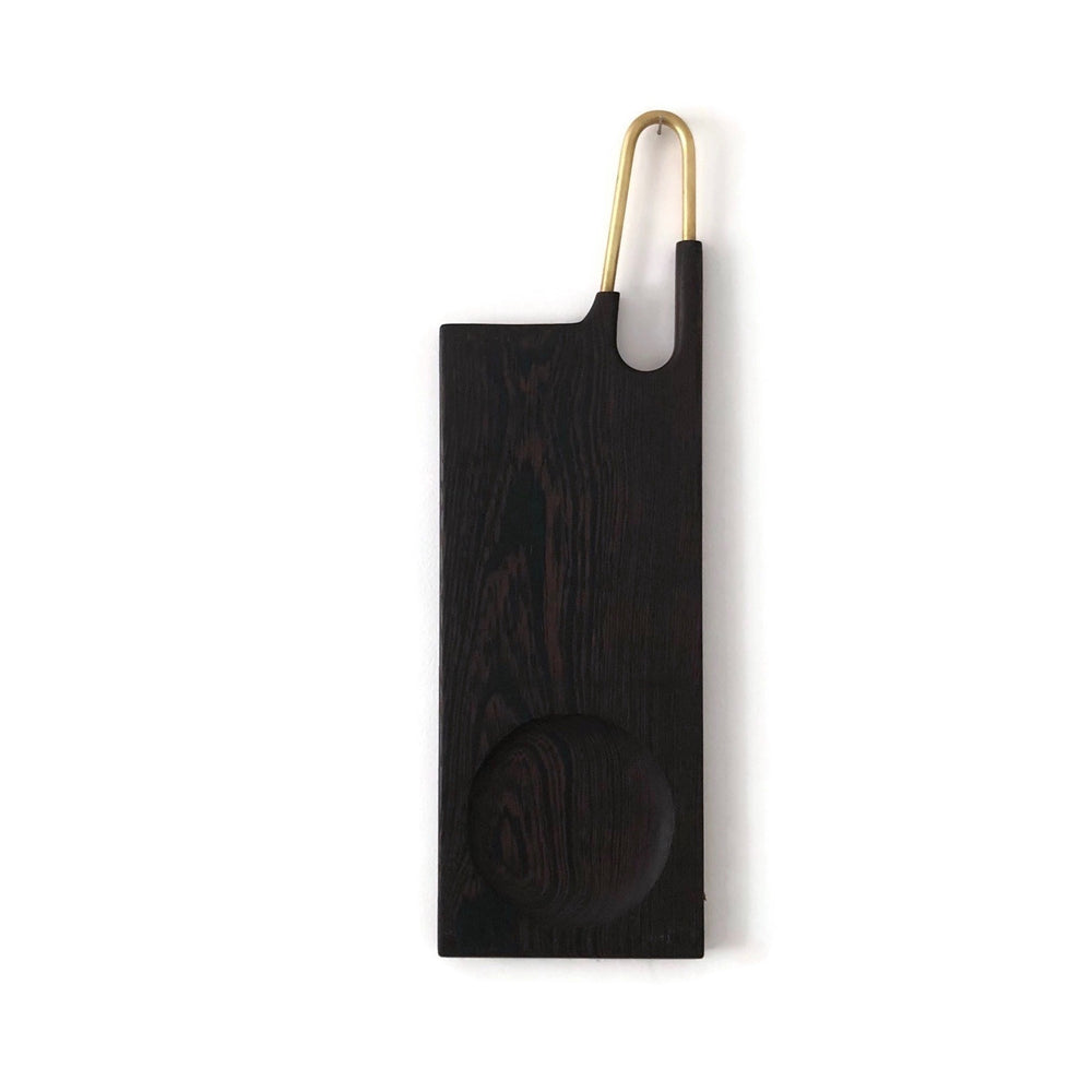 Lunar Cheese+Olive Serving Board -Wenge-
