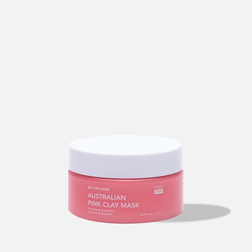 Australian Pink Clay Face Mask - DO YOU SKIN