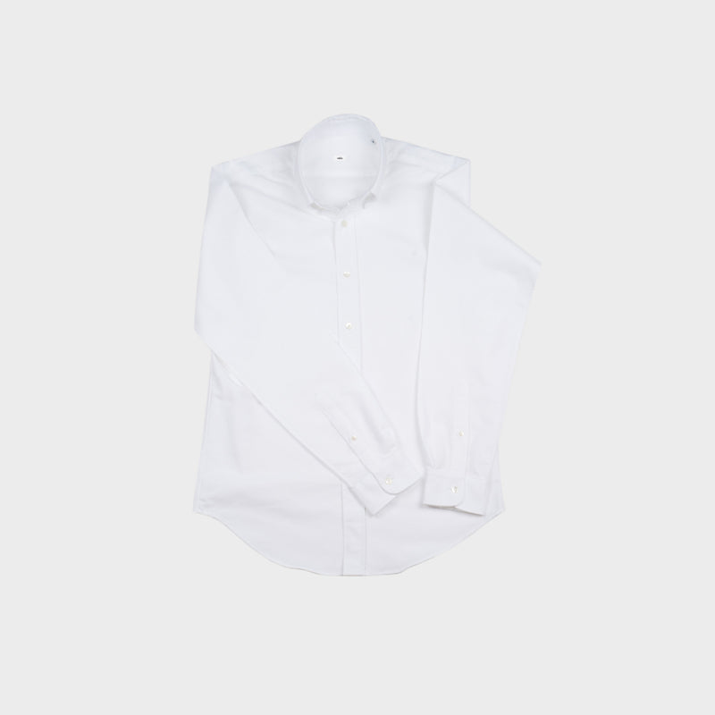 The Oxford Shirt | White Pre-Order