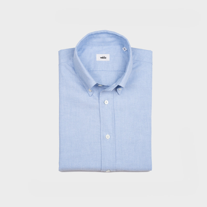 The Oxford Shirt | Light Blue