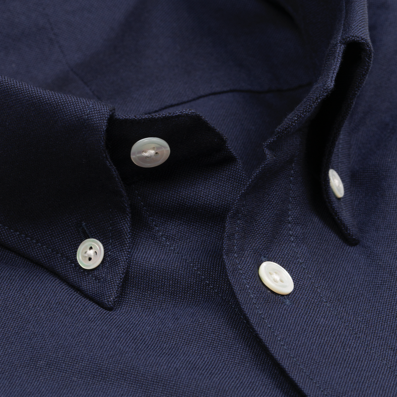 The Oxford Shirt | Navy
