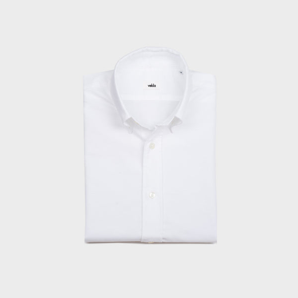 The Oxford Shirt | White