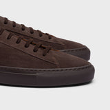 Vekla | Brown Suede