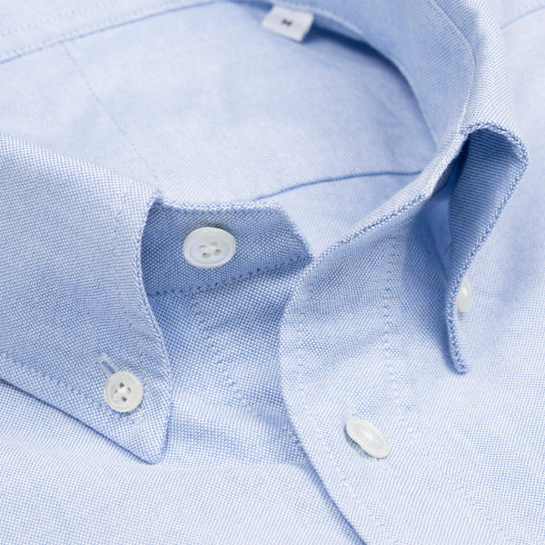 The Oxford Shirt | Light Blue Pre-Order