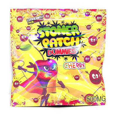 Cherry Stoner Patch Dummies - [500mg]