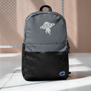 The Dead Reality Galaxy Explorer x Champion Backpack