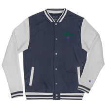 Load image into Gallery viewer, The Dead Reality X Champion Varsity Jacket