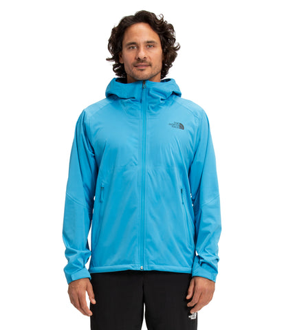 Men's The North Face Allproof Strech Rain/Wind Jacket - D7R - BLUE