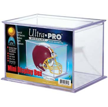 Ultra Pro UV Mini Helmet Cube - BASIC