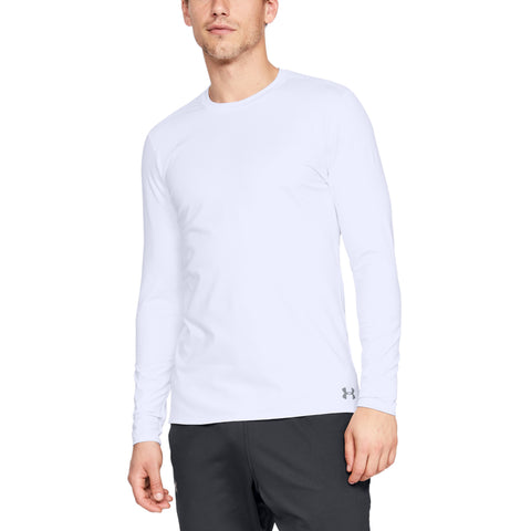 Under Armour Coldgear Crew - 100WHT