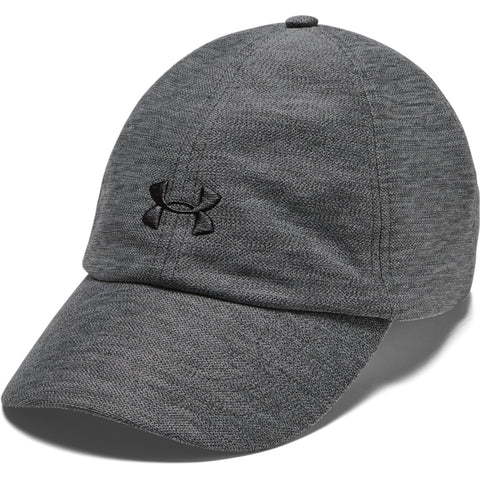 Women's Under Armour Heathered Play Up Hat - 010 -  GREY