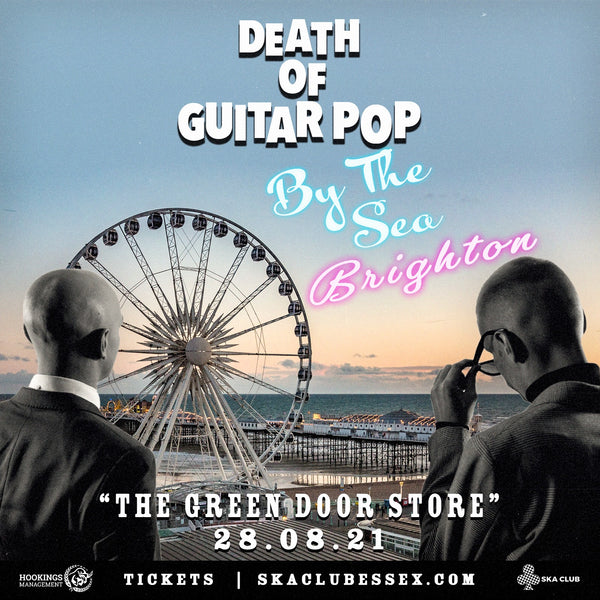 BRIGHTON - DOGP BY THE SEA TICKET 28/08/21