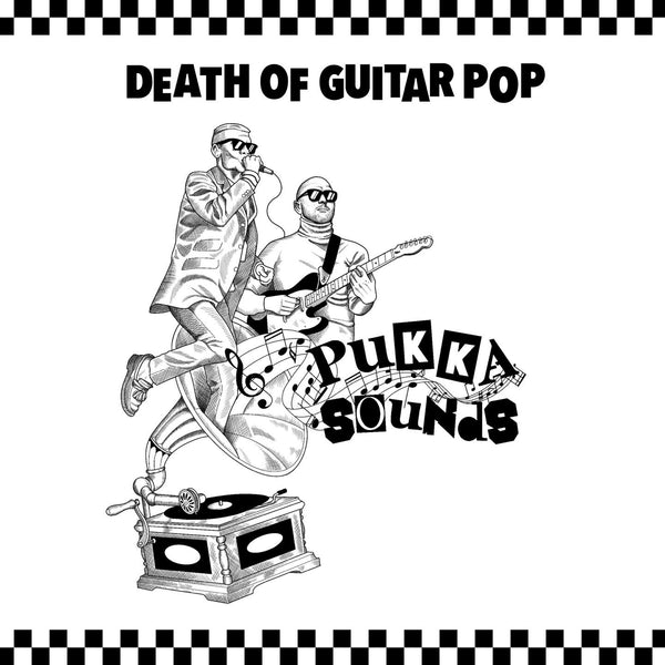 'PUKKA SOUNDS' CD ALBUM PRE-ORDER (SIGNED BY THE BAND)