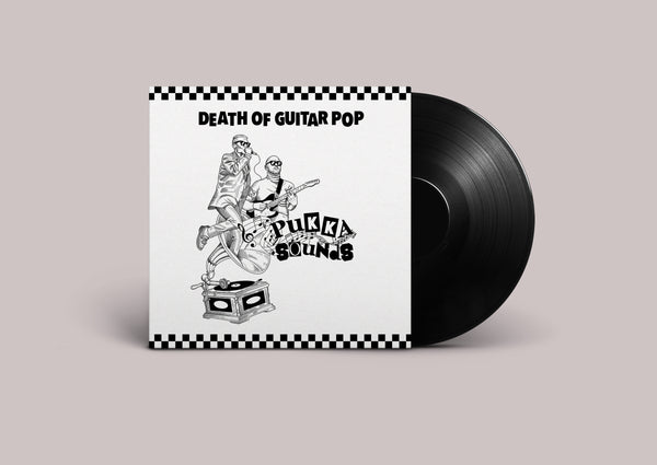 'PUKKA SOUNDS' VINYL ALBUM PRE-ORDER (SIGNED BY THE BAND)