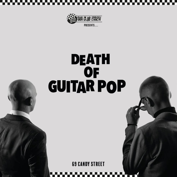"Death of Guitar Pop ""69 Candy Street"" CD Album"