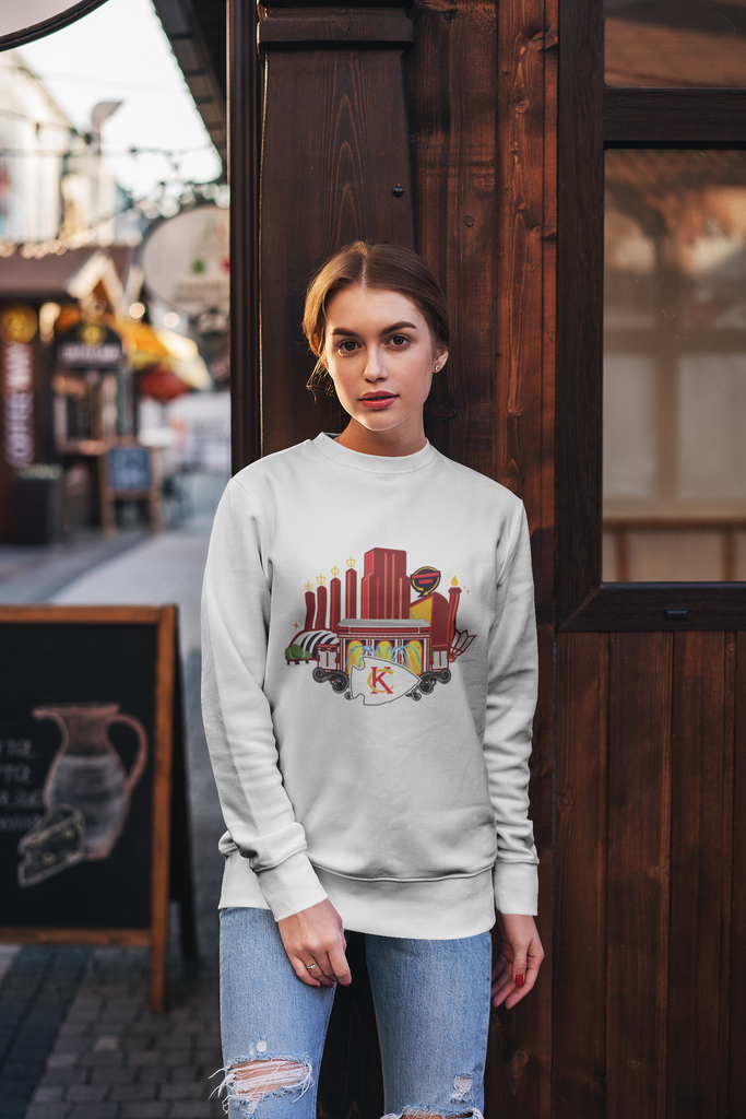 The Kingdom Sweatshirt - Crew