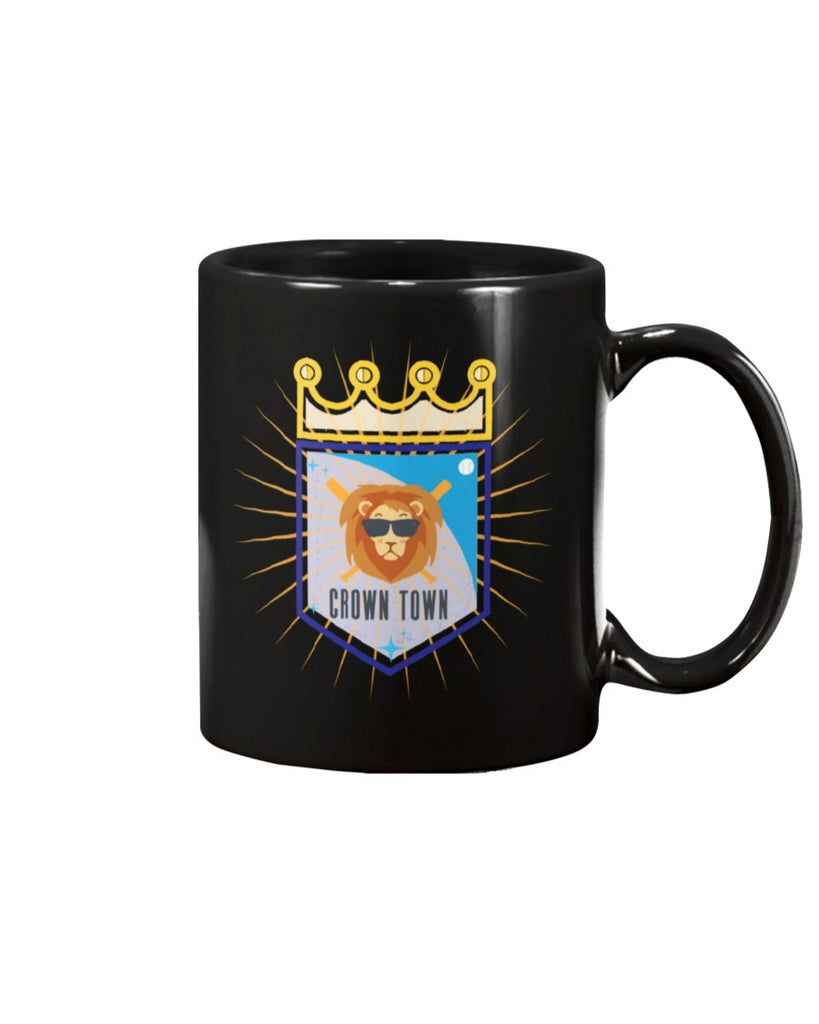Crown Town 11oz Mug