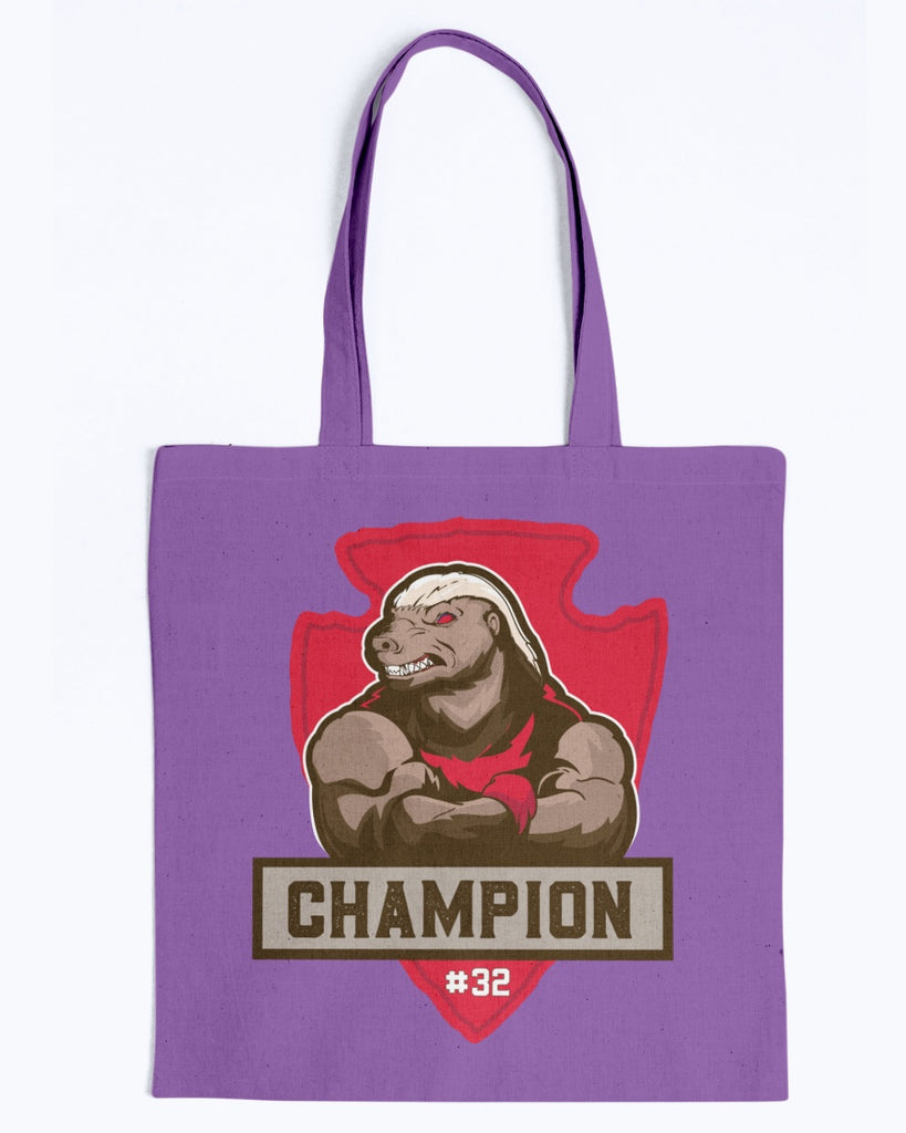 Honey Badger Tote