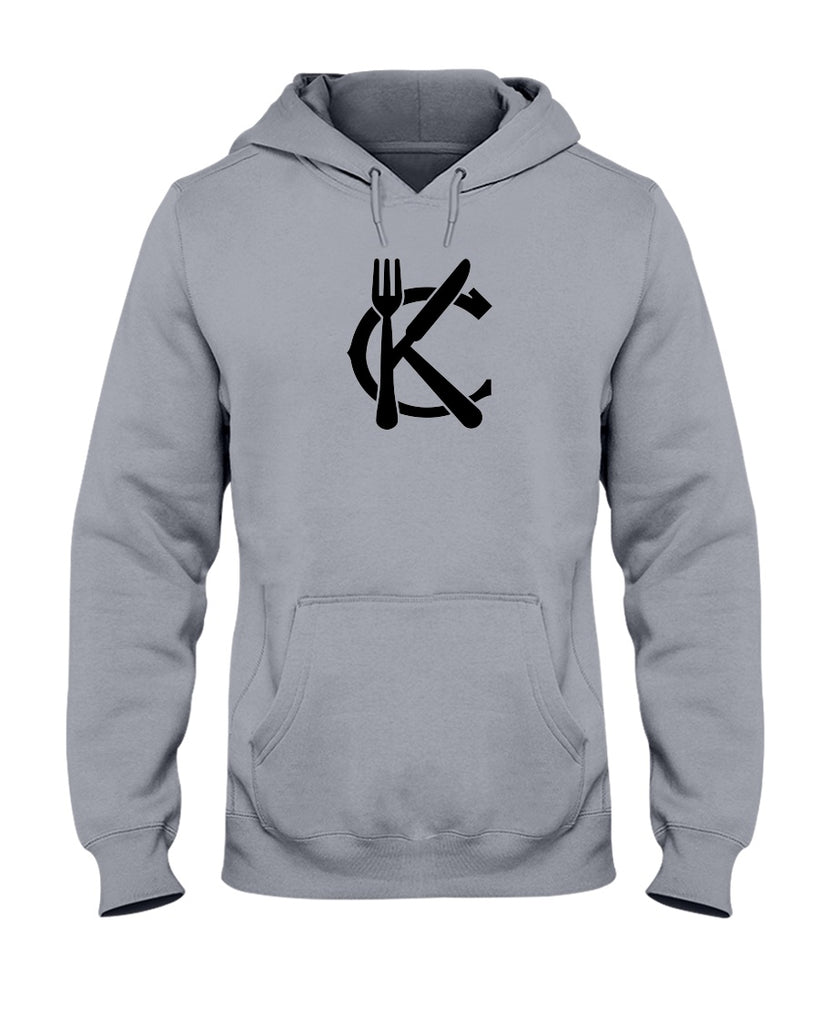 Support KC Industry Classic Design Unisex 50/50 Hoodie