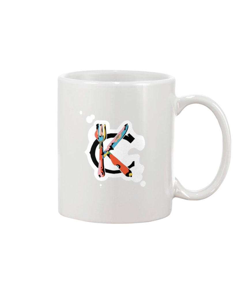 Support KC Industry Painted Design 11oz Mug