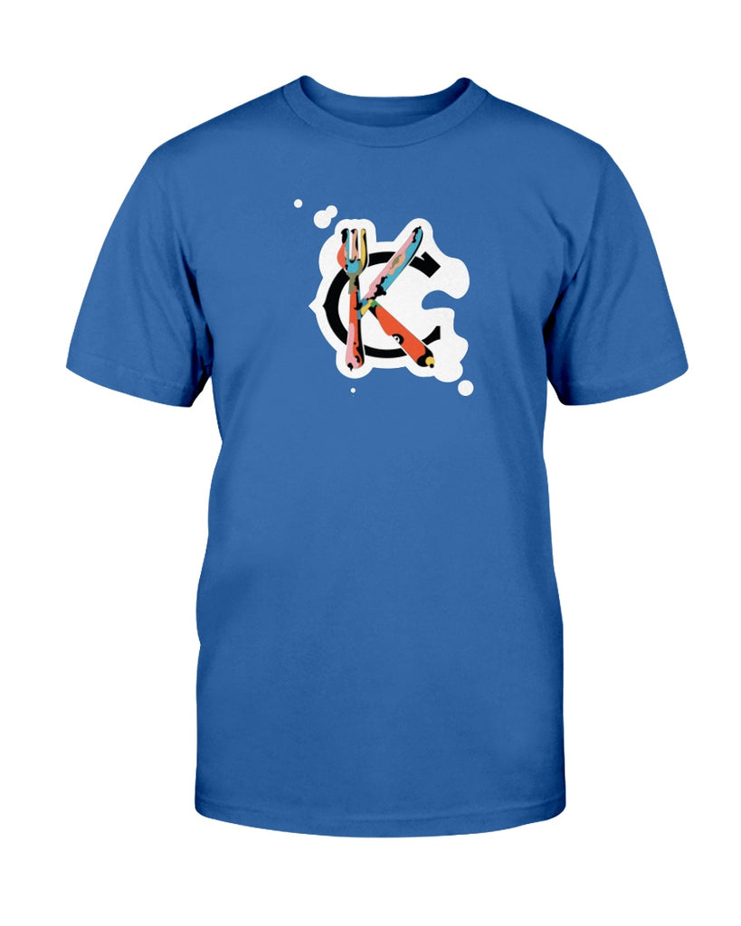 Support KC Industry Painted Design Unisex American Apparel T-Shirt