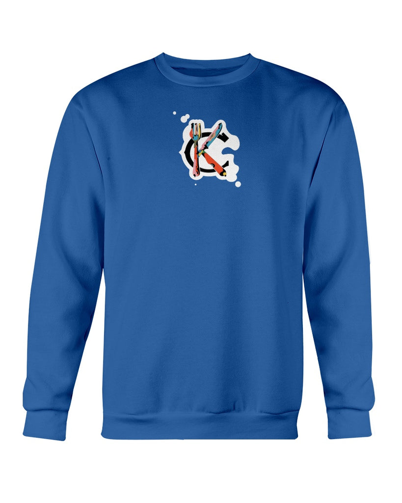 Support KC Industry Painted Design Youth Sweatshirt